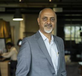 Anand Nanjan - General Manager - Sakthi Financial Services