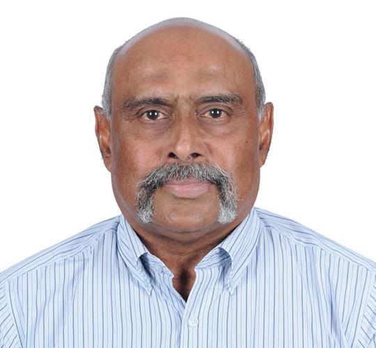 Board of Director - N.V Ravi - Sakthi Financial Services