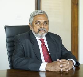 Ninan Vargis - Board of Sakthi Financial Services