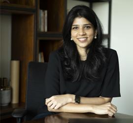 Shruthi Balasubramaniam - Executive Director of Sakthi Financial Services